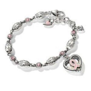 Brighton Power of Pink 2004 Breast Cancer Bracelet